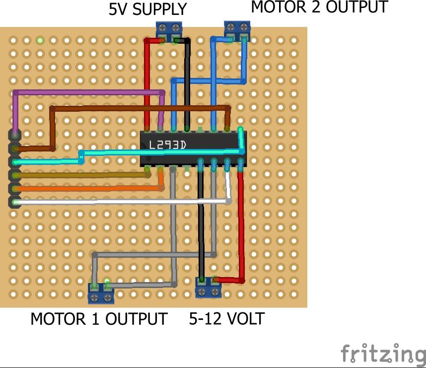 L293d motor driver datasheet pdf for L293d motor driver datasheet